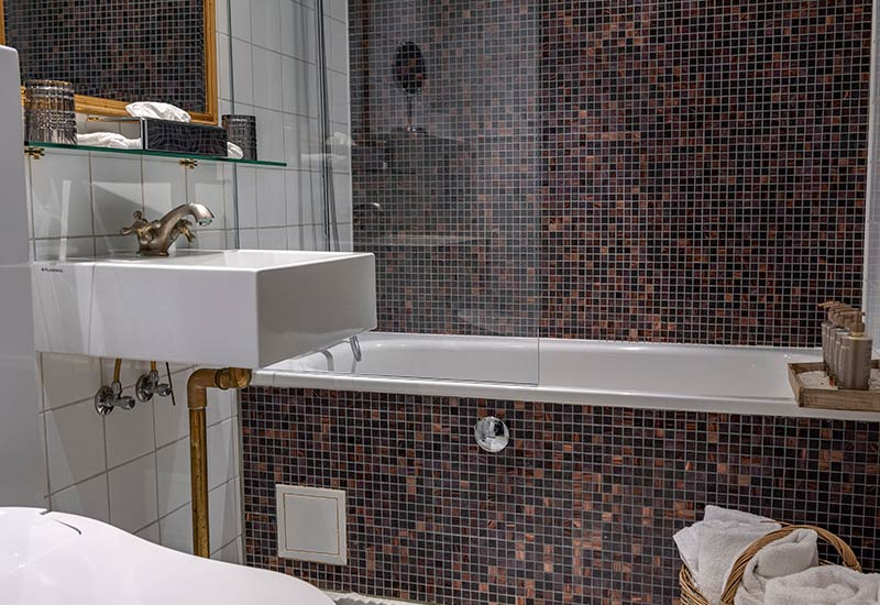 badeværelse på dronning louise suiten